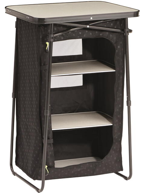 Outwell Canefield - Armoire de camping - noir
